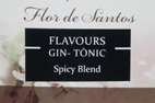 Flavours - G&T ( Spicy / Blend )